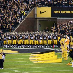 Hawkeye Player Interviews RIVALRY WEEK
