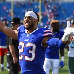 Micah Hyde Named NFL 2nd Team All Pro