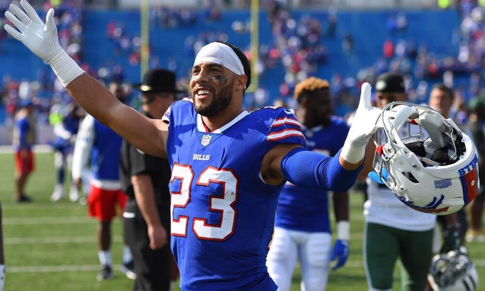Micah Hyde Named NFL 2nd Team All Pro | Hawkeye Heaven