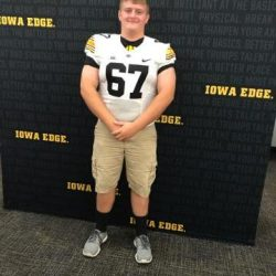 Sadler Chooses Hawkeyes