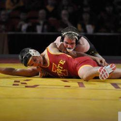 Preview: Iowa At ISU Dual