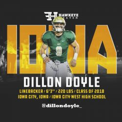 Recruit Recon: Dillon Doyle – LB