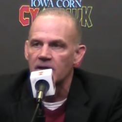 """Kevin Dresser: """"It was a chicken – blank – move"""""""