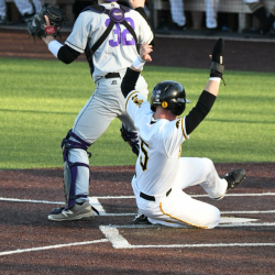 Hawkeye Baseball Completes 3 Game Sweep of Evansville