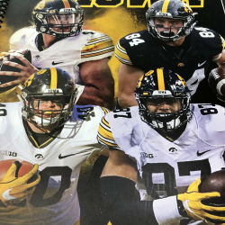Iowa Football Releases Spring Depth Chart