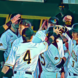 Iowa Baseball Takes Down #25 Illinois