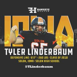 Recruit Recon: Tyler Linderbaum – DT