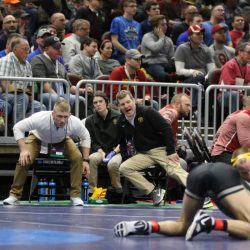 NCAA Wrestling Championships Results: Session I