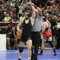 Hawkeyes Finishing Strong at NCAA Wrestling Championships