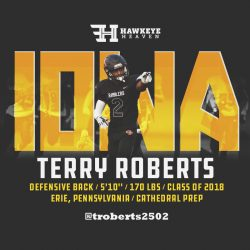 Recruit Recon: Terry Roberts – DB