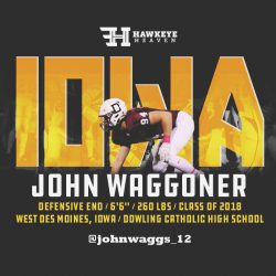Recruit Recon: John Waggoner – DE