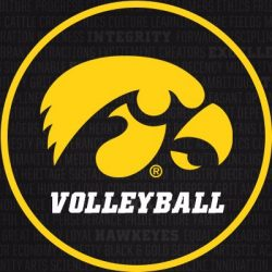 Iowa Volleyball Slated for Another B1G Weekend