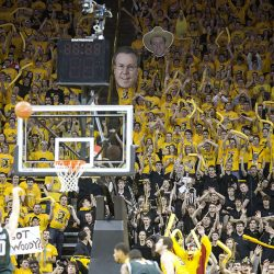 Hawkeye Opponents Hitting High Percentage of Free Throws