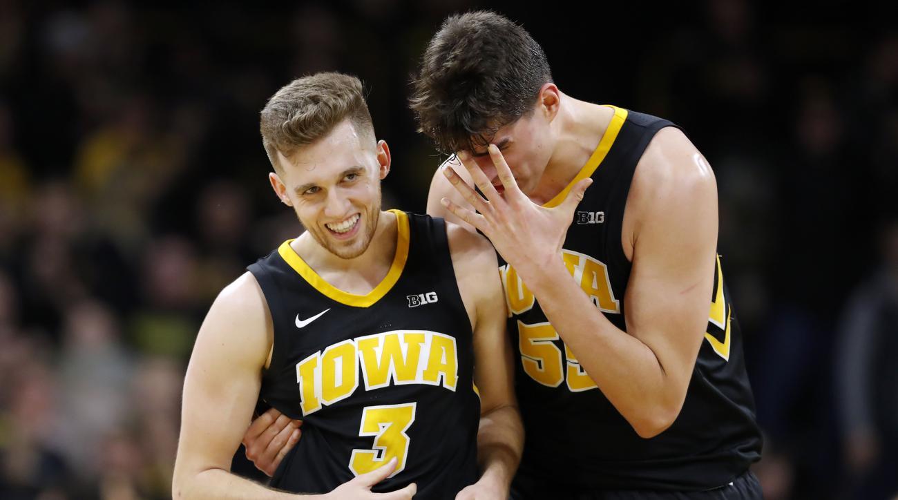 Breaking Down The 2019 20 Iowa Basketball Roster Hawkeye Heaven