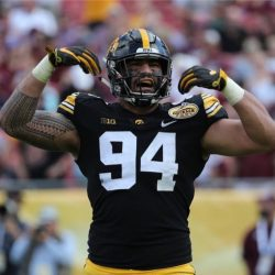 Hawkeye Hype High for the 2020 NFL Draft